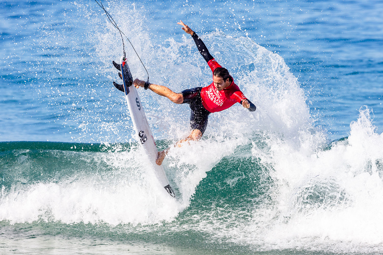 Jordy Smith at the 2019 Ballito Pro